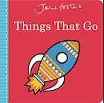 Jane Foster's Things That Go (Jane Fosters)