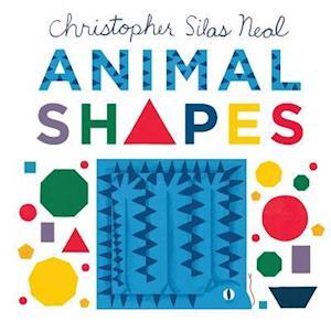Bog, hardback Animal Shapes af Christopher Silas Neal