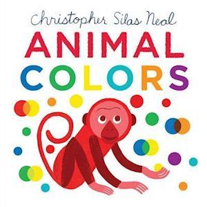 Bog, hardback Animal Colors af Christopher Silas Neal