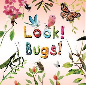 Bog, hardback Look! Bugs! af Stephanie Calmenson