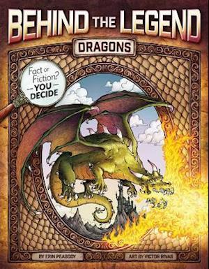 Bog, paperback Dragons af Erin Peabody