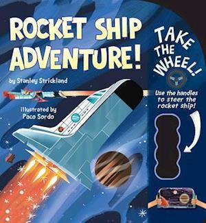 Bog, hardback Rocket Ship Adventure! af Stanley Strickland