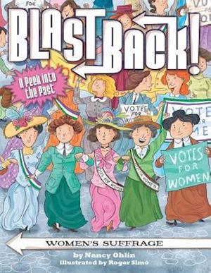 Bog, hardback Women's Suffrage af Nancy Ohlin