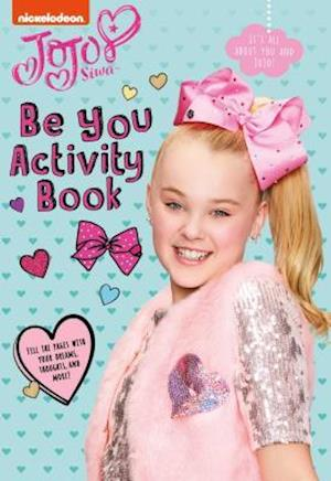 Bog, paperback Be You Activity Book af Jojo Siwa