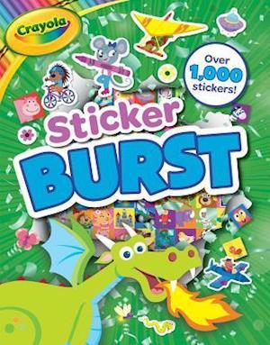 Crayola Sticker Burst
