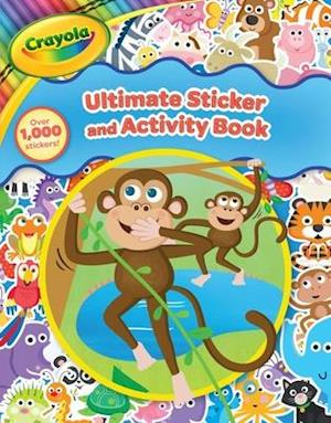 Crayola Ultimate Sticker and Activity Book
