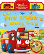 Little Fire Truck's Busy Day (Whizzy Winders)