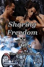 Sharing Freedom af Harley Mcride