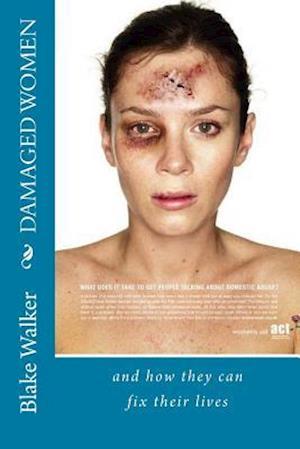 Bog, paperback Damaged Women af Blake Walker