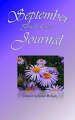 September Birth Flower Journal