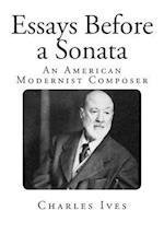 Essays Before a Sonata