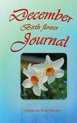 December Birth Flower Journal