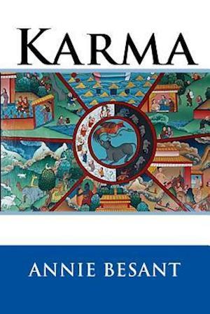 Bog, paperback Karma af Annie Wood Besant