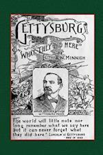 Gettysburg af Luther W. Minnigh