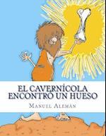 El Cavernicola Encontro Un Hueso af Manuel Aleman