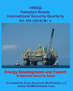 Energy Development and Export af Sidney E. Dean Editor