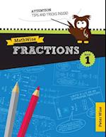 Mathwise Fractions, Book 1 af Peter Wise