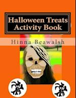 Halloween Treats Activity Book