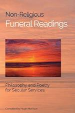 Non-Religious Funeral Readings af Hugh Morrison