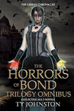 The Horrors of Bond Trilogy Omnibus