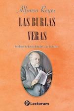 Las Burlas Veras af Alfonso Reyes
