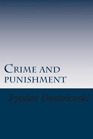 Bog, paperback Crime and Punishment af MR Fyodor Dostoievski