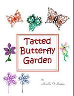 Tatted Butterfly Garden