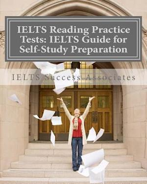Bog, paperback Ielts Reading Practice Tests af Ielts Success Associates