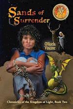Sands of Surrender (Inspirational Fantasy Novel) af Mikaela Vincent