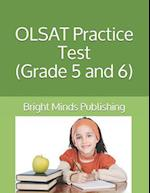 Olsat Practice Test (Grade 5 and 6) af Bright Minds Publishing