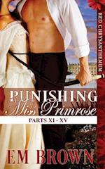 Punishing Miss Primrose, Parts XI - XV