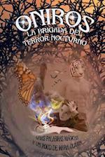 Oniros, La Brigada del Terror Nocturno af Mara Oliver