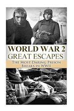 World War 2 Great Escapes af Ryan Jenkins