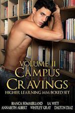 Campus Cravings Volume II af Annabeth Albert, Bianca Sommerland, L. A. Witt