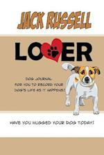 Jack Russell Lover Dog Journal