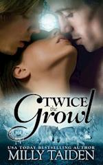 Twice the Growl (Bbw Paranormal Shape Shifter Romance)