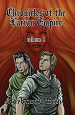 Chronicles of the Varian Empire - Volume 1 af Barbara G. Tarn