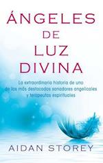Angeles de Luz Divina (Angels of Divine Light Spanish Edition) (Atria Espanol)