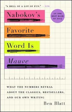 Bog, paperback Nabokov's Favorite Word Is Mauve af Ben Blatt