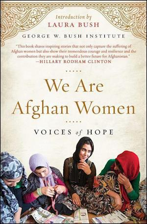 Bog, paperback We Are Afghan Women af George W. Bush Institute