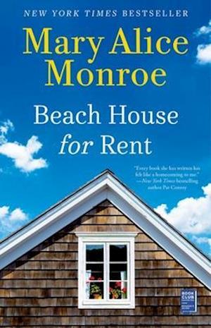 Bog, paperback Beach House for Rent af Mary Alice Monroe