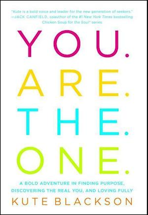 Bog, paperback You Are the One af Kute Blackson