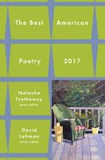 The Best American Poetry 2017 (BEST AMERICAN POETRY)