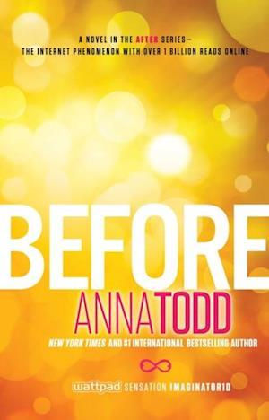 Before af Anna Todd