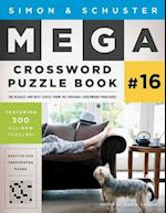Simon & Schuster Mega Crossword Puzzle (Simon Schuster Mega Crossword Puzzle)
