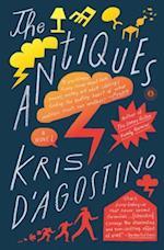 The Antiques af Kris D'agostino