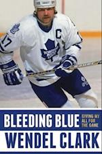Bleeding Blue af Wendel Clark