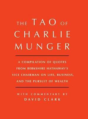 Bog, hardback The Tao of Charlie Munger af David Clark