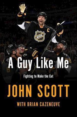 Bog, hardback A Guy Like Me af John Scott