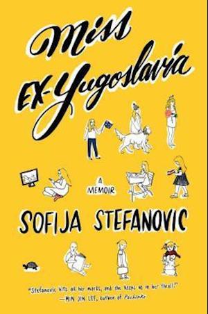 Bog, hardback Miss Ex-yugoslavia af Sofija Stefanovic